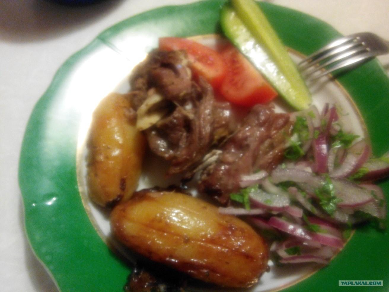 Казан кебаб из говядины с картофелем рецепт пошагово