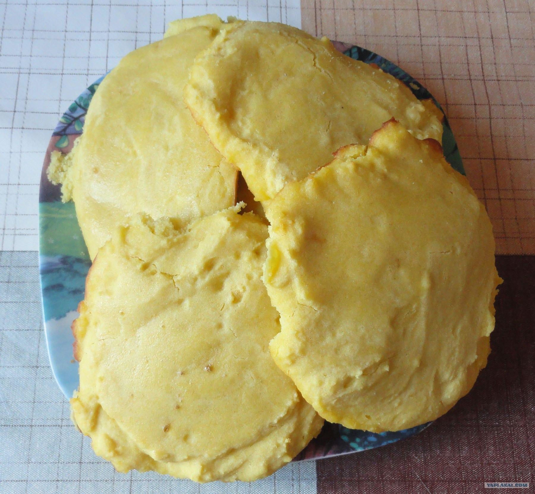Пирог из кукурузной муки рецепт пошагово