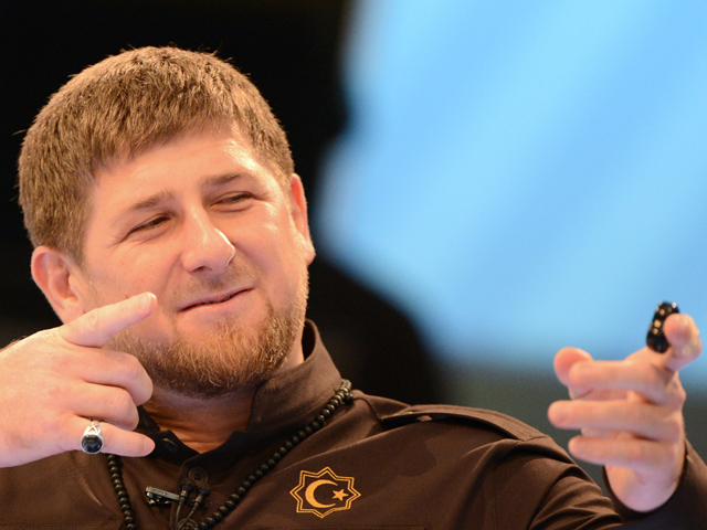 Кадыров пригласил всех на свадьбу