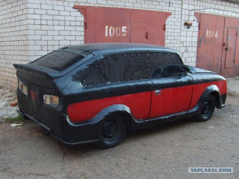 Тюнинг покраска авто фото