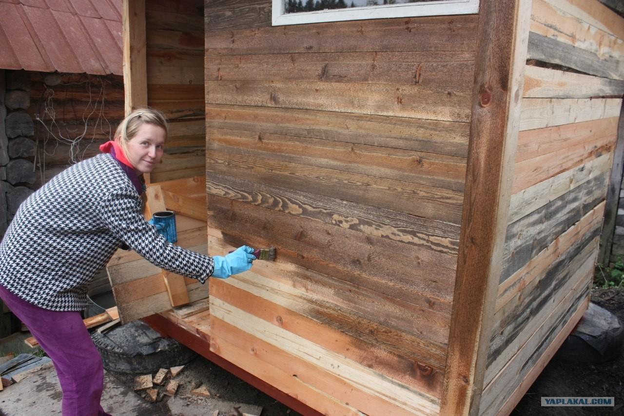 Как утеплить завалинку в деревянном доме - FORUMHOUSE 97