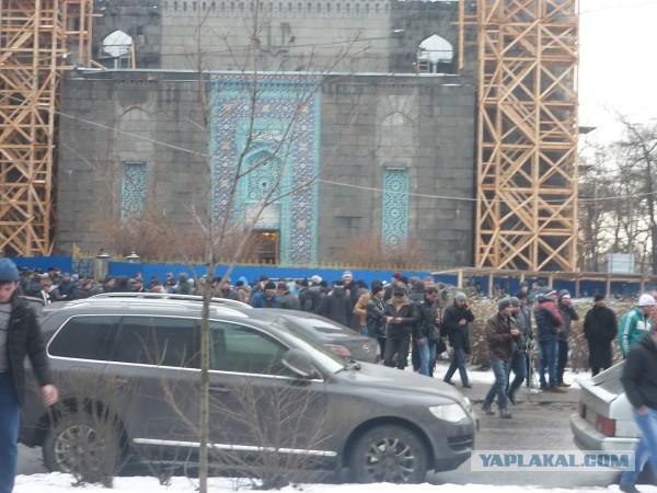 Исламский халифат в Санкт-Петербурге
