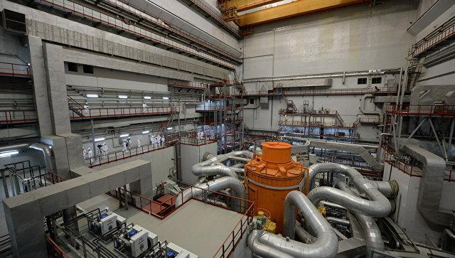 В США российский атомный энергоблок БН-800 назвали лучшей АЭС года