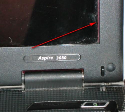 Ноут Acer aspire 3682 wxmi не разбор