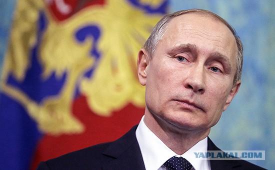Путин ввел налог для самозанятых