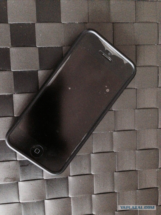 [Продам] iPhone 5 16Gb Black A1428