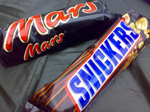 «Snickers» и «Twix» снимают с производства