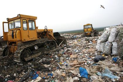 Названы самые грязные регионы России