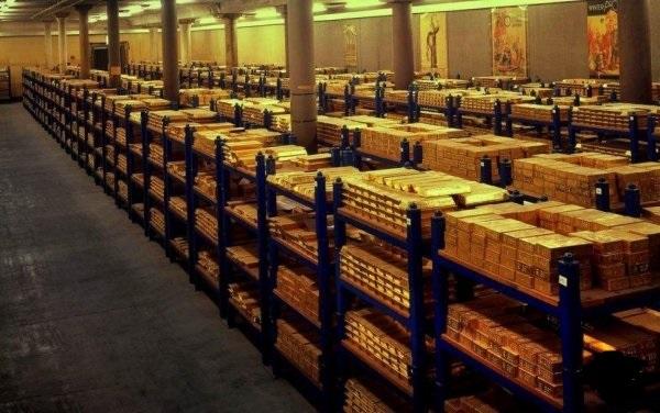 Просто 300 миллиардов долларов в золотом эквиваленте