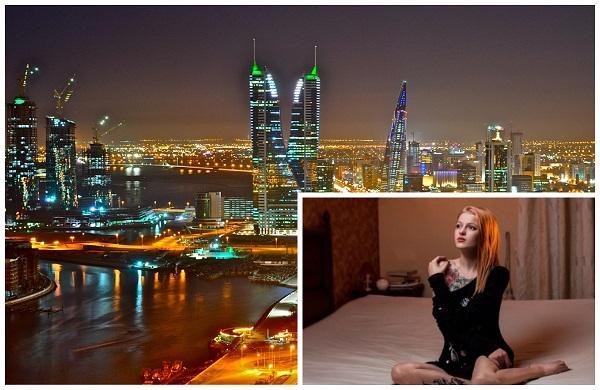 В Иордании арестована модель Мария Сазонова, пропавшая в Бахрейне