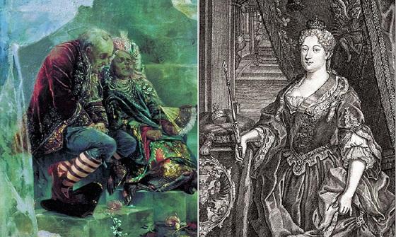Садистские забавы императрицы: Как Анна Иоанновна устроила свадьбу карлицы и князя в ледяном тереме
