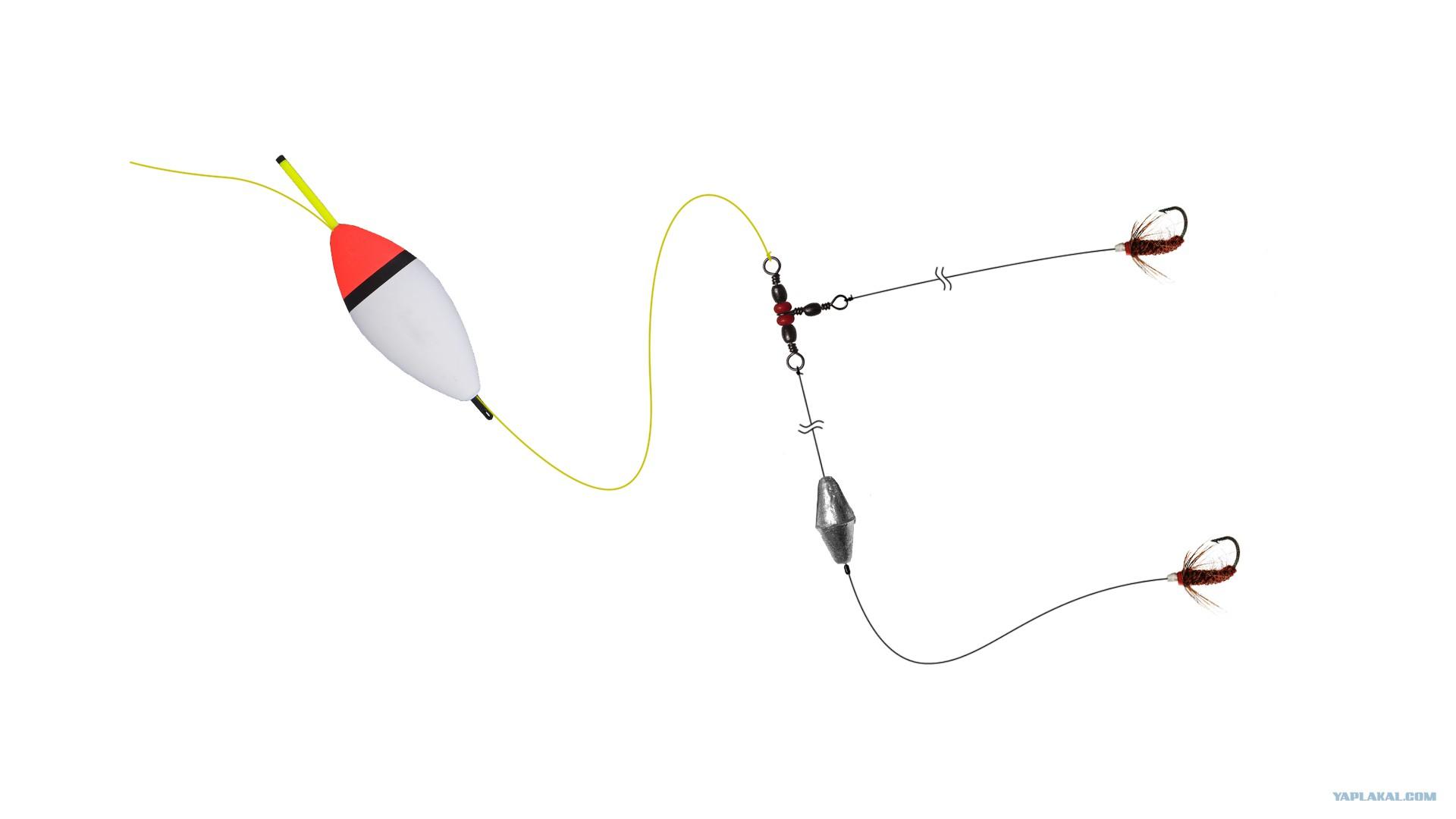 РЫБОЛОВНЫЕ СНАСТИ / Секреты рыбалки 32