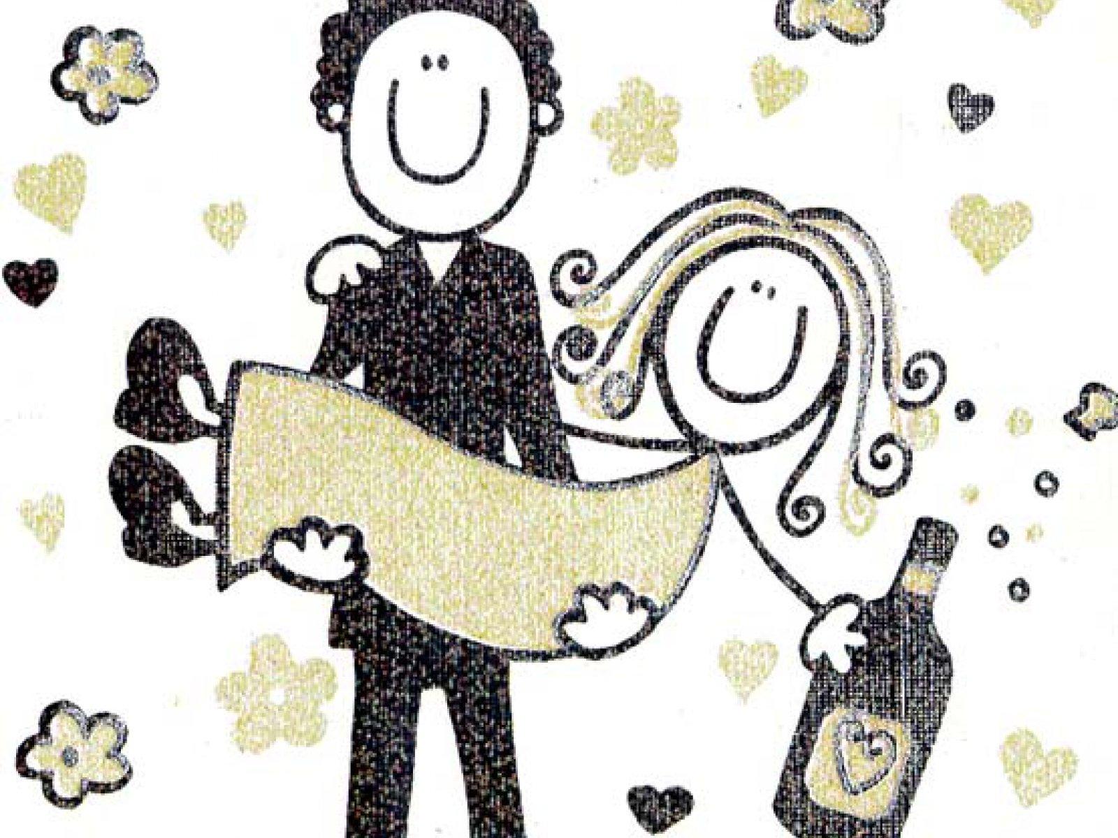 Смешные и прикольные поздравления с годовщиной свадьбы 56