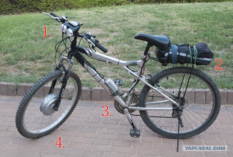 Электровелосипед дешевле 600$ - ЯПлакалъ