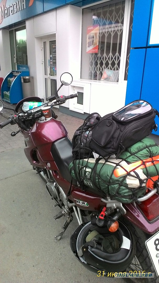 Продам. Ненавистную автомобилистам, перделку. Kawasaki KLE 250