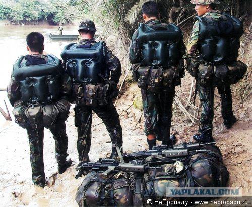 МО ищет троих десантников, пропавших во время учений в Краснодарском крае