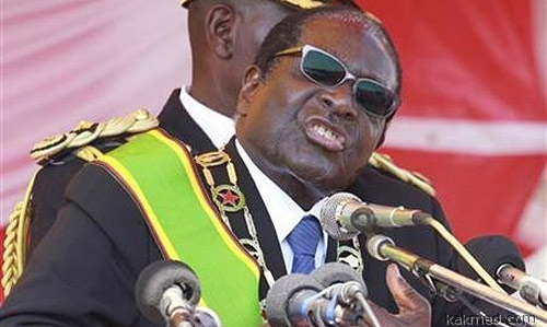 92-летний Роберт Мугабе собрался вновь участвовать в выборах президента Зимбабве