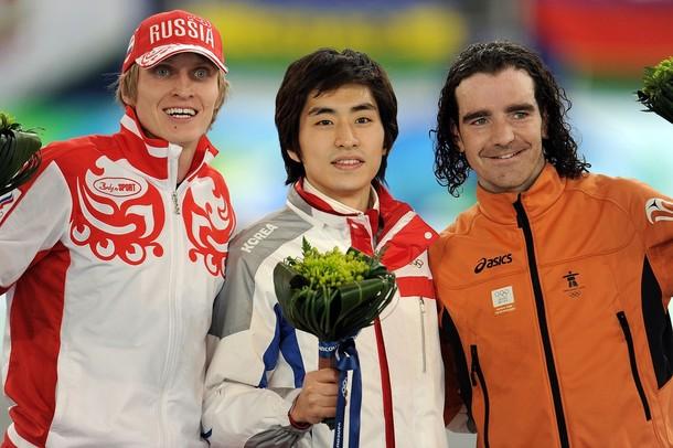 Голландец Свен Крамер подарил России серебро