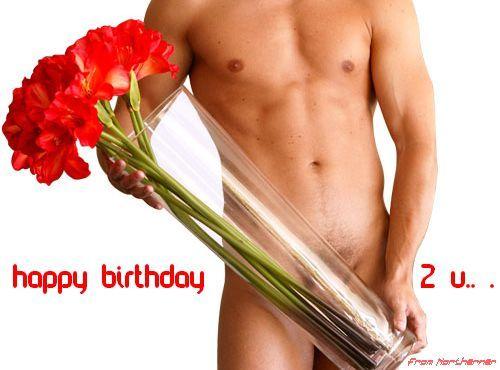 Секс с днем рождения