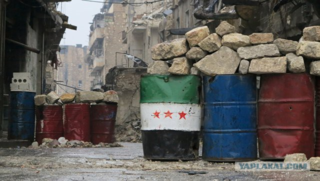 МИД Нидерландов вызвал послов России и Ирана из-за ситуации в Алеппо