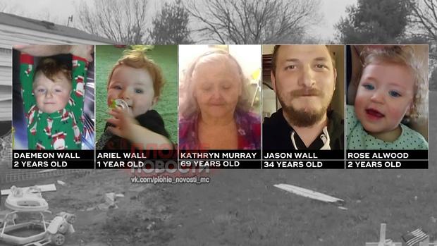 В США девятилетнему мальчику предъявлены обвинения в пяти убийствах первой степени, а также в поджоге