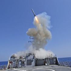 Ракетное нападение в Сирии. Началось?