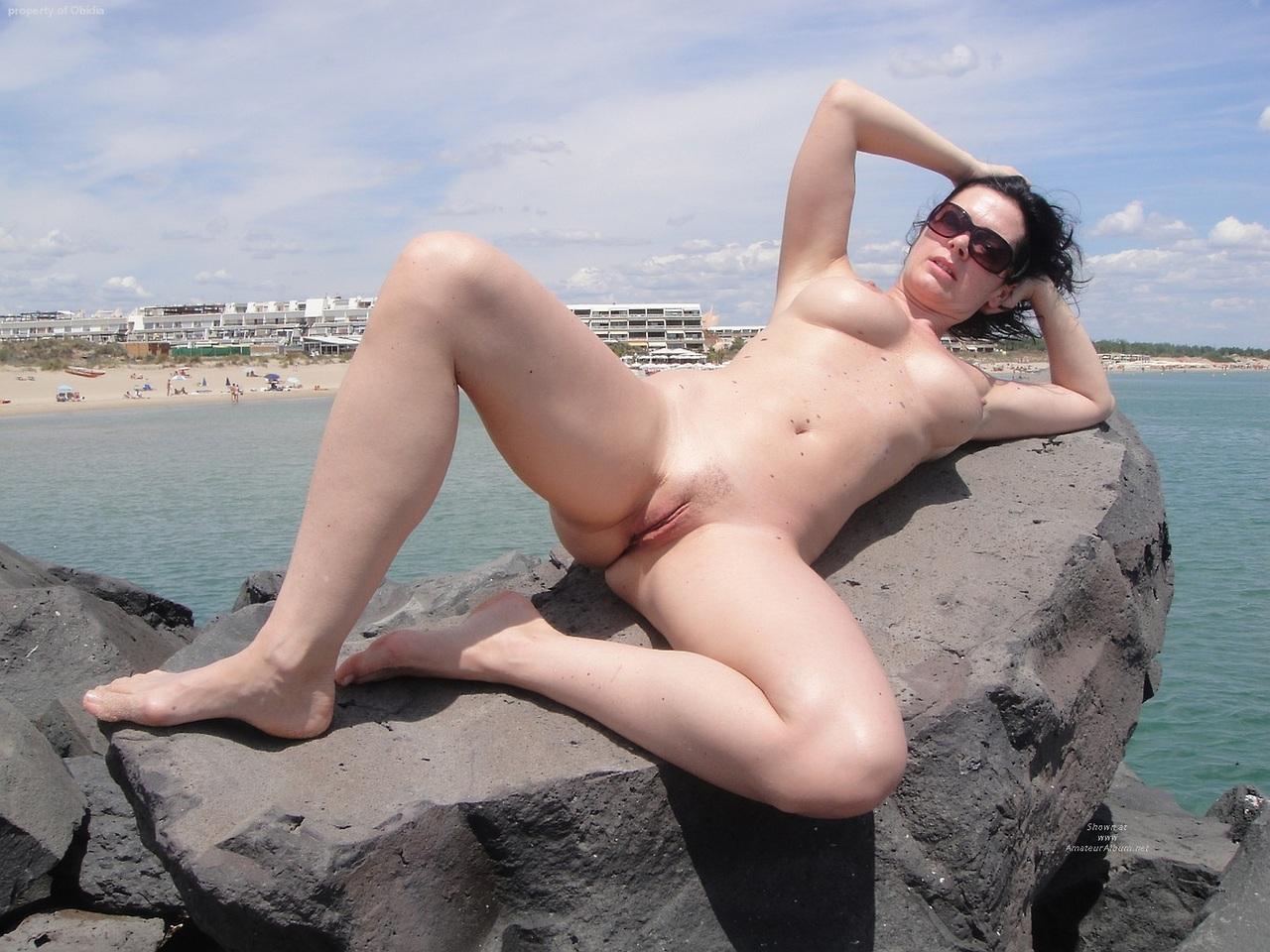 Фото на нудиських пляжах порно 18 фотография