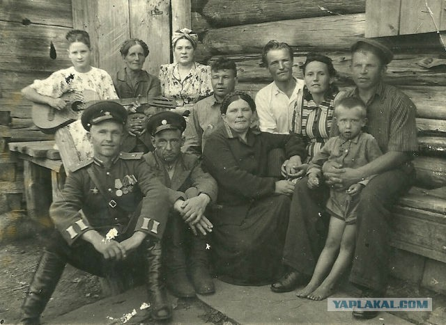 Лица советской эпохи. Советское застолье