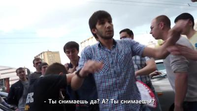 Ислам Мингаев устроил ДТП в Москве