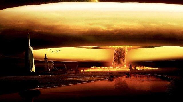 Украина пригрозила созданием ядерного оружия.