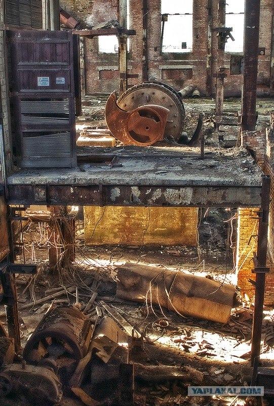 Заводы, или как умирают гиганты