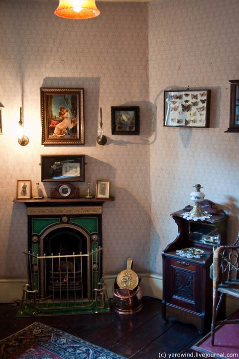 Лондон, музей Шерлока Холмса