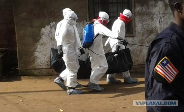 В Либерии зафиксировали первых зомби