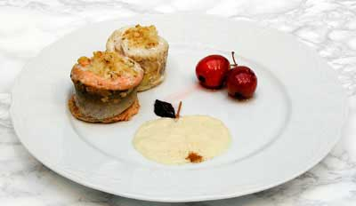 Тип блюда: Горячие закуски с рыбой.