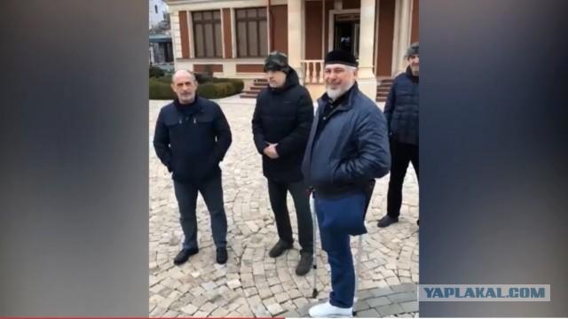 Кадыров в прямом эфире показал объявленного в федеральный розыск бандита