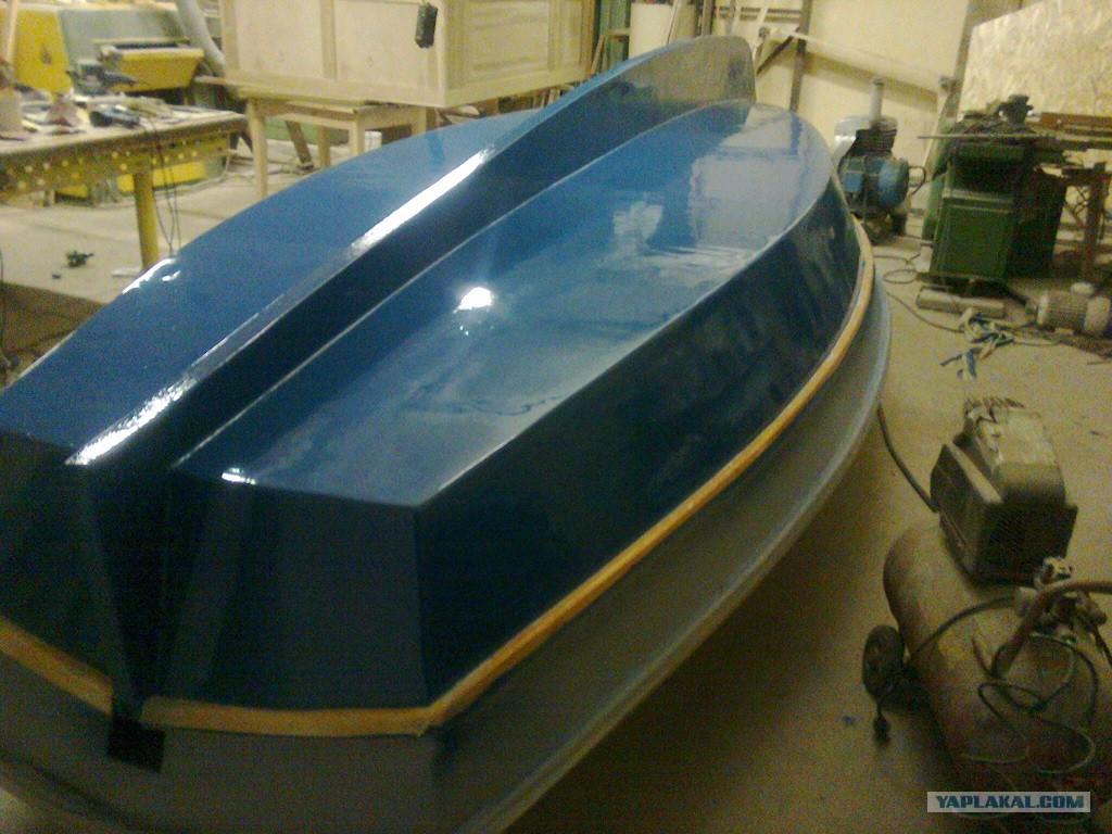 Стеклопластик для постройки лодки своими руками 11