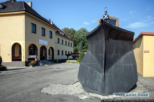 В Одинцово рабочие кладут асфальт на мокрую тротуарную плитку
