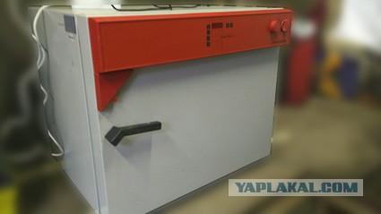 Шкаф сушильный термошкаф FED 115 Binder
