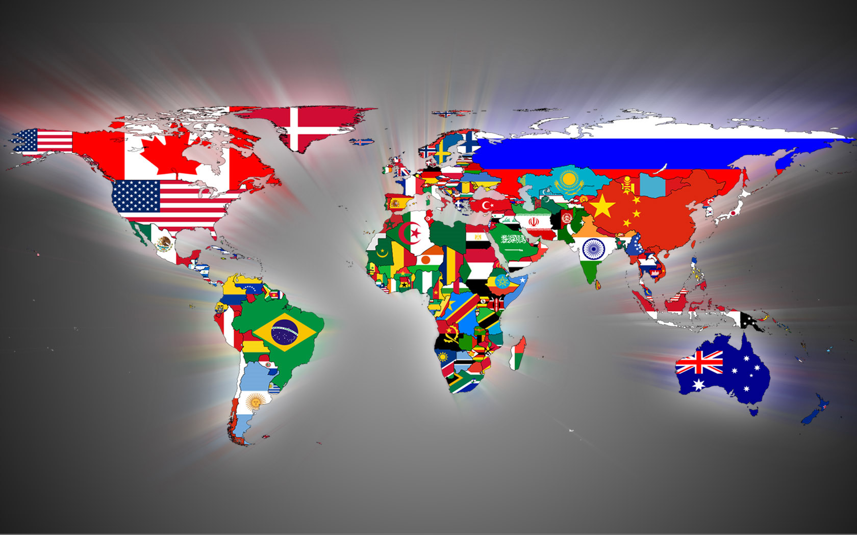 Что означают названия стран