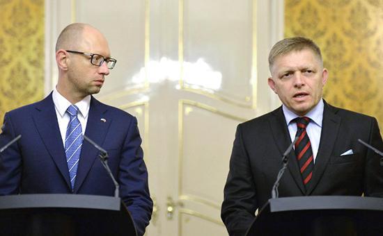 Словакия назвала предательством