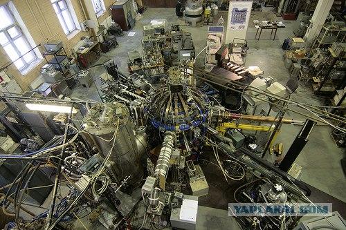 Во глубине термоядрёного реактора