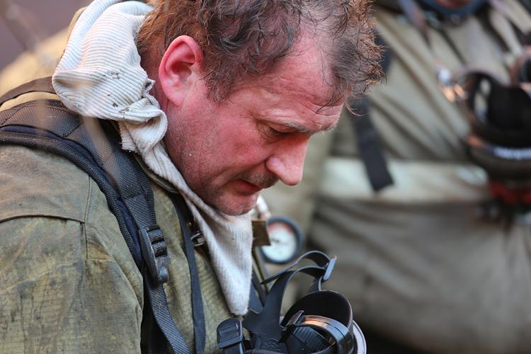 пожар фотосъемка репортаж