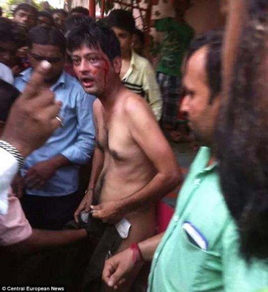 Самосуд над насильником по-индийски