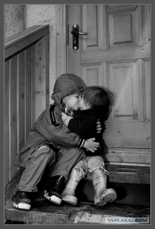 Любовь с детства