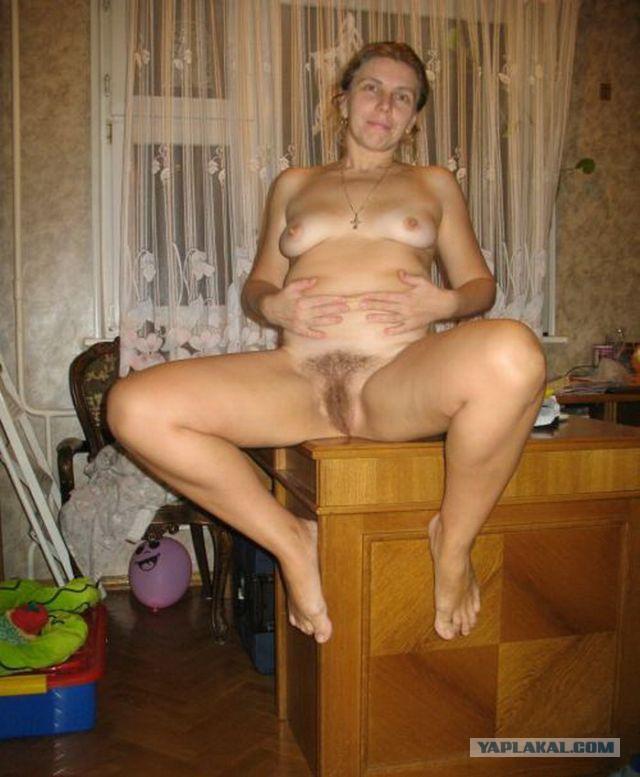 Голые тети домашнее фото