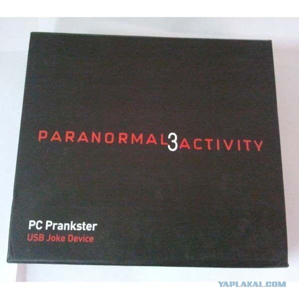 USB PC Prankster - генератор хаоса