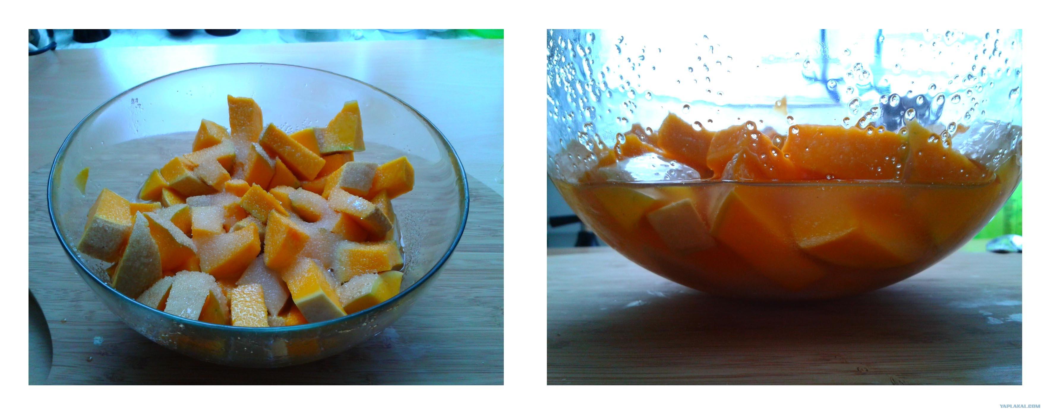 Цукаты из тыквы рецепт 62