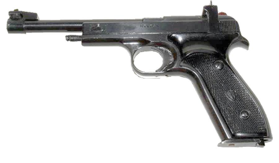 Пистолеты России.