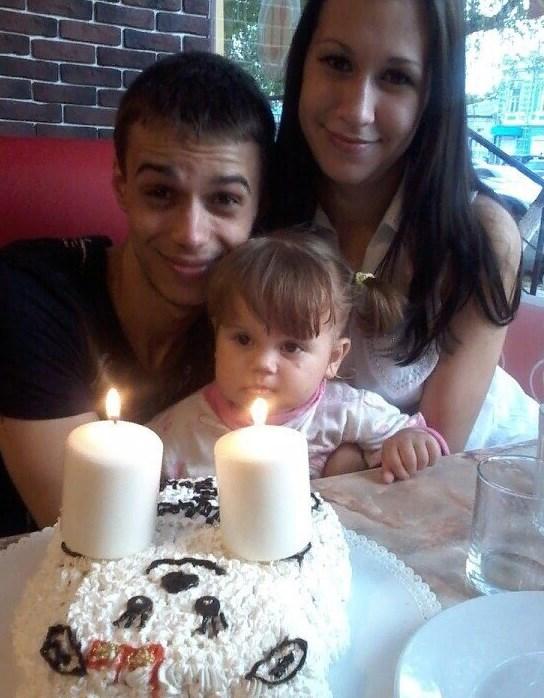 В Ростове-на-Дону 28-летний бухающий папаша изнасиловал и убил 6-летнюю дочь... Он ее повесил на люстре...