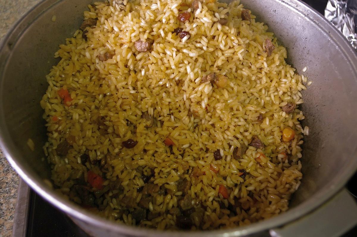 Рецепты как правильно отварить рис с фото